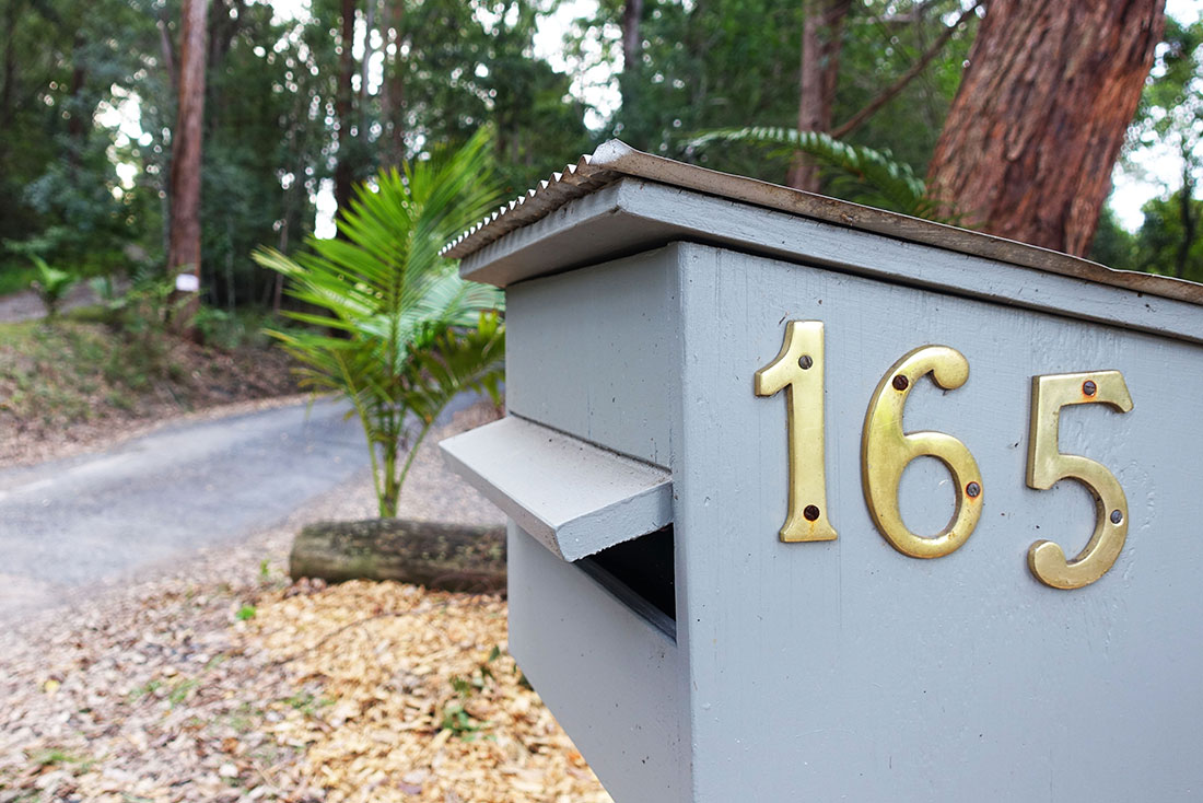 Letterbox-North-Farm Bellingen